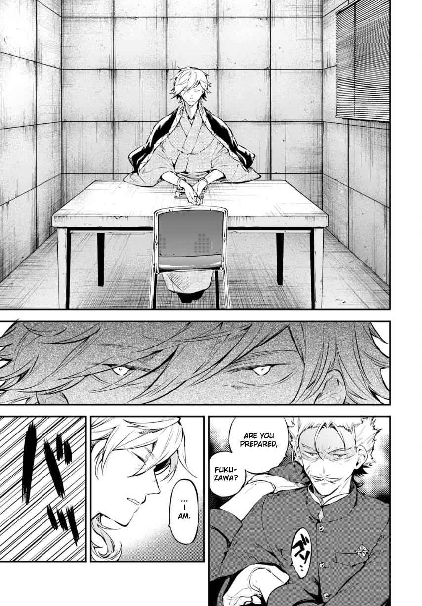 Bungou Stray Dogs Chapter 71 Page 20