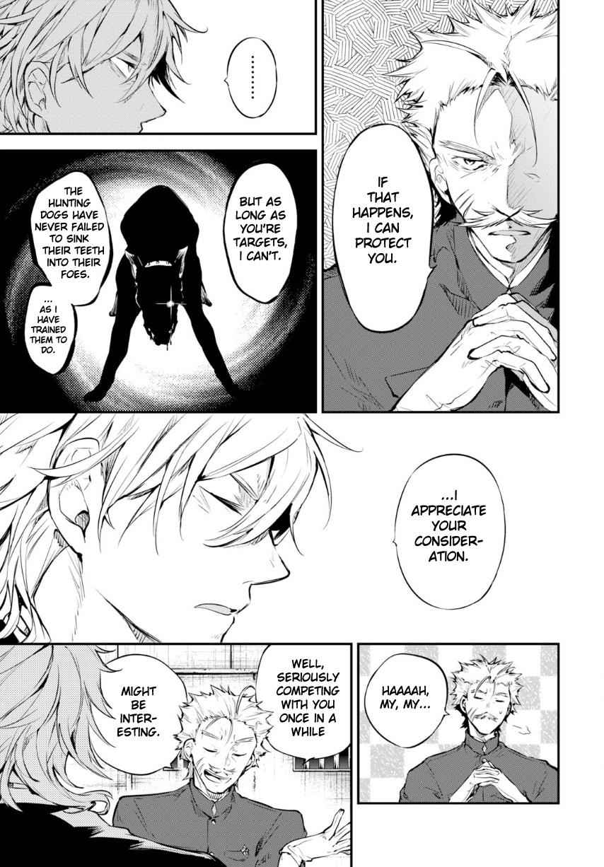 Bungou Stray Dogs Chapter 71 Page 24