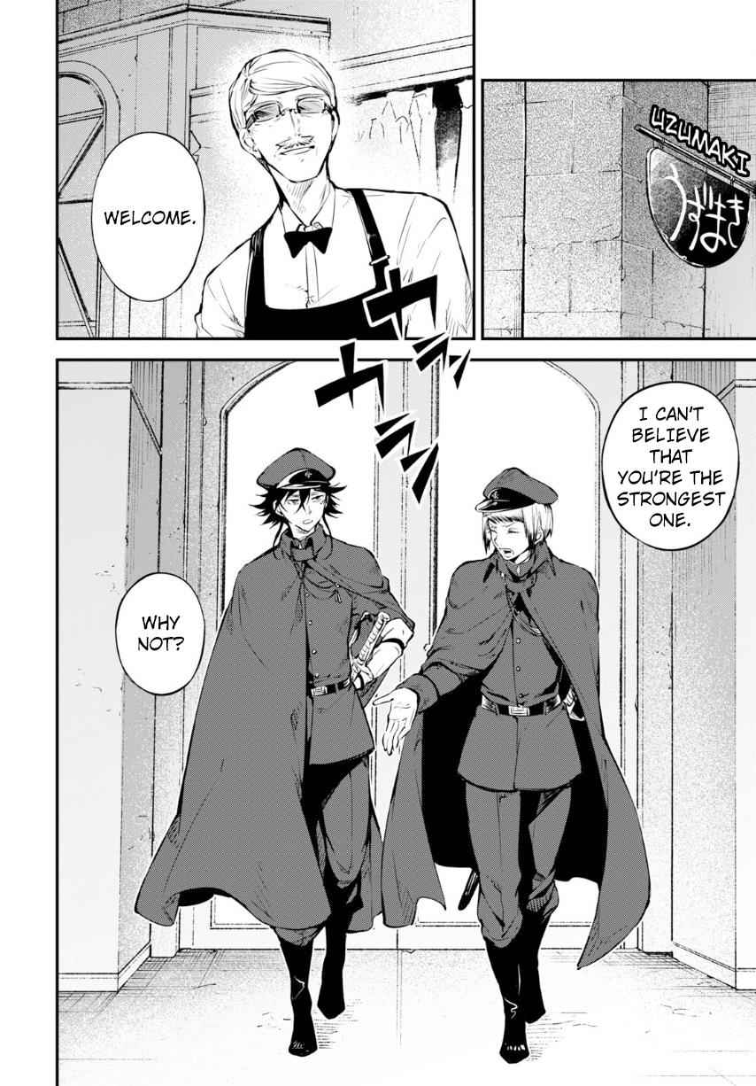 Bungou Stray Dogs Chapter 71 Page 30