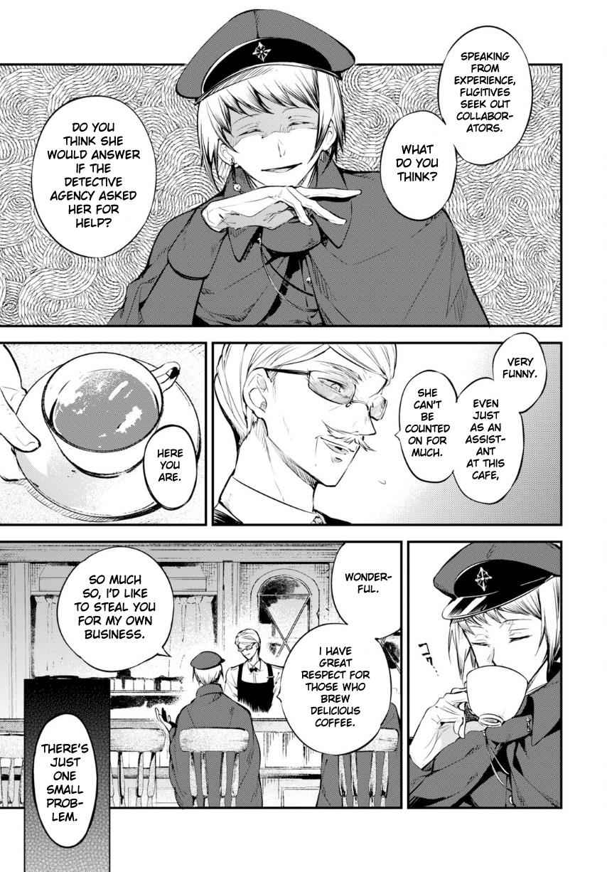 Bungou Stray Dogs Chapter 71 Page 35