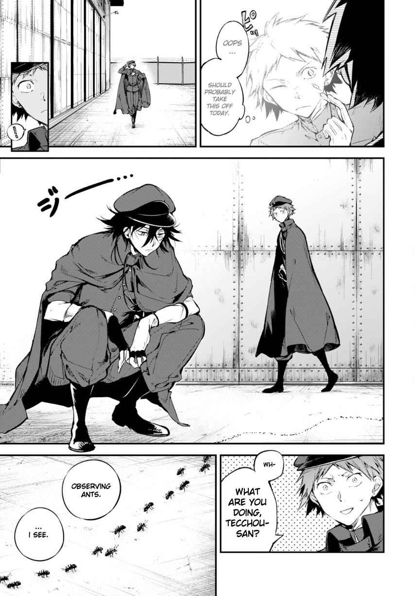 Bungou Stray Dogs Chapter 71 Page 4