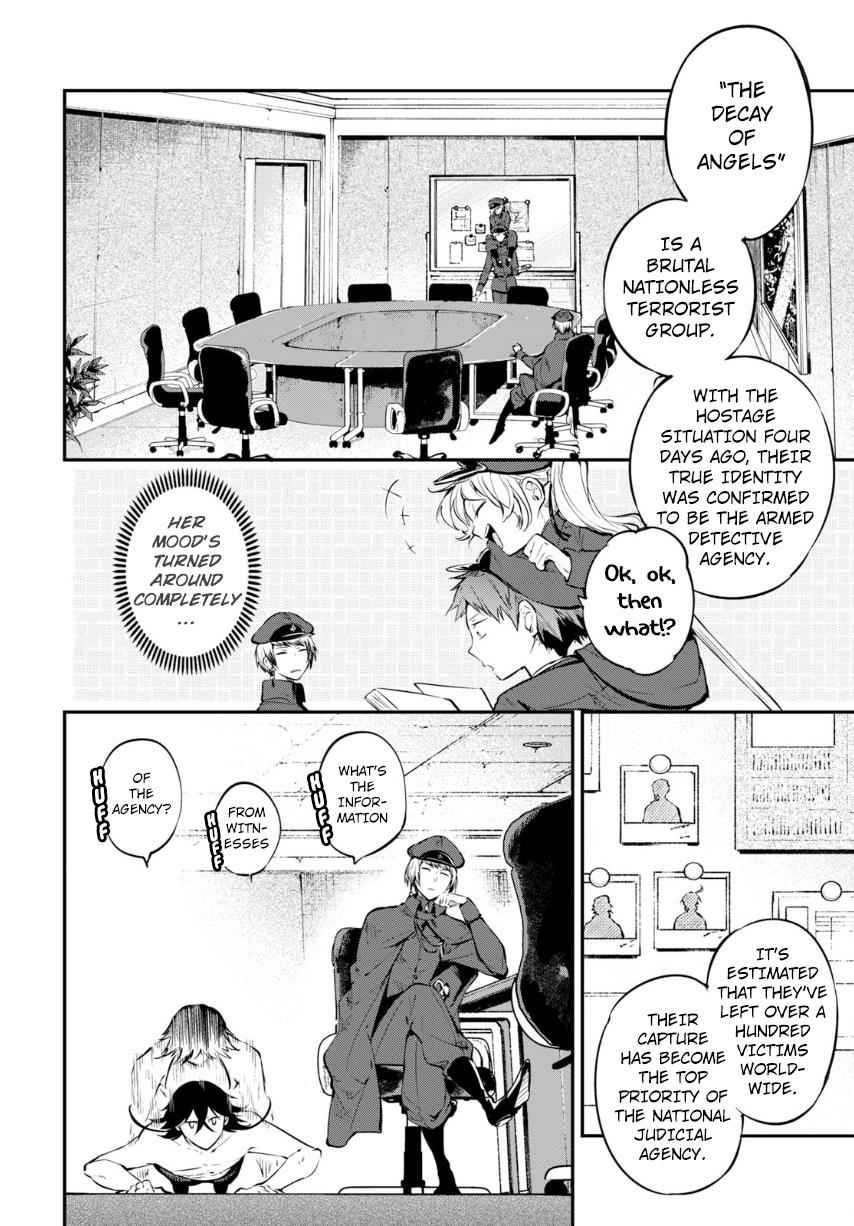 Bungou Stray Dogs Chapter 71 Page 9