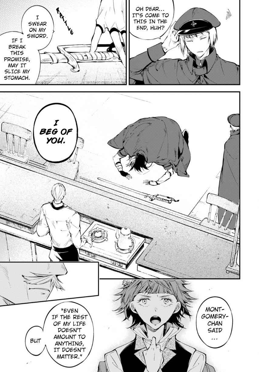 Bungou Stray Dogs Chapter 72 Page 10