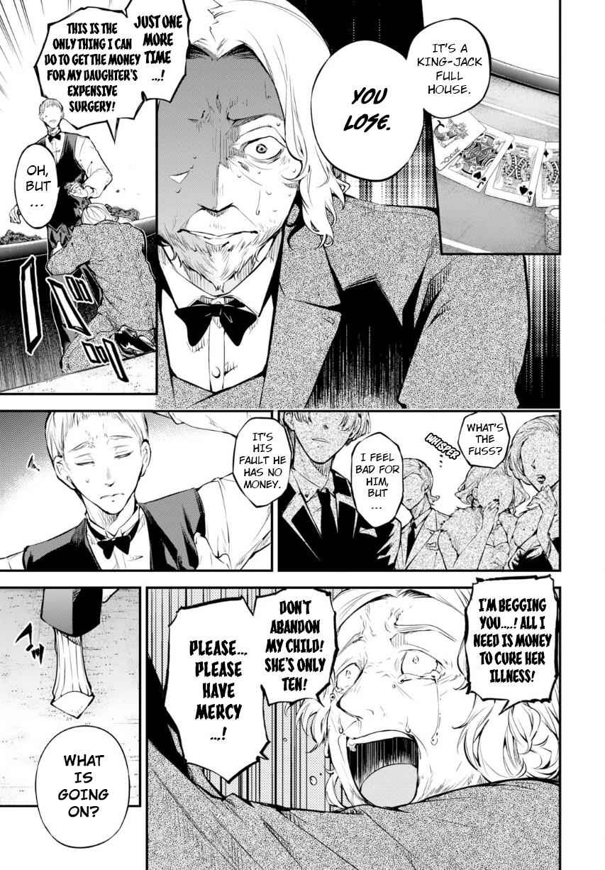 Bungou Stray Dogs Chapter 72 Page 16