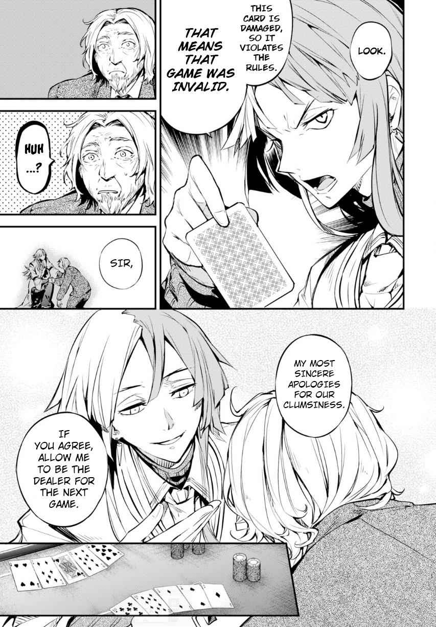 Bungou Stray Dogs Chapter 72 Page 18