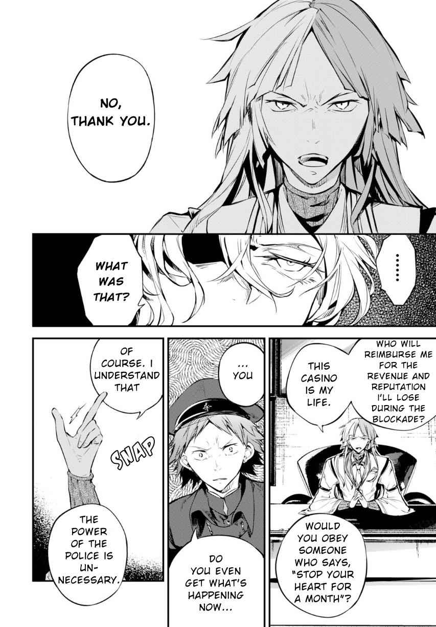 Bungou Stray Dogs Chapter 72 Page 23