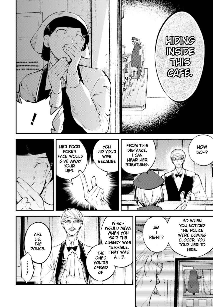 Bungou Stray Dogs Chapter 72 Page 3