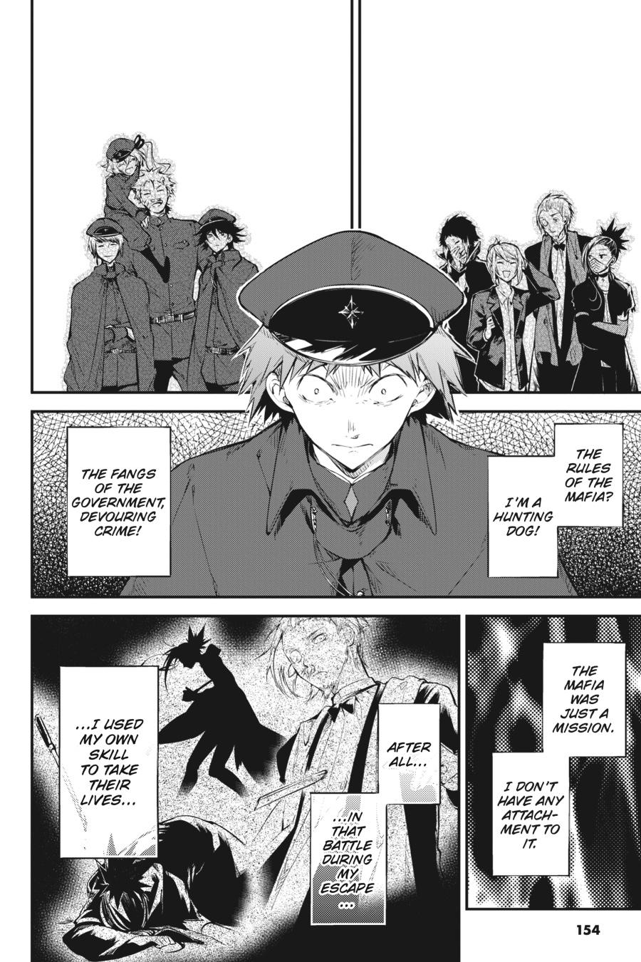 Bungou Stray Dogs Chapter 73 Page 10