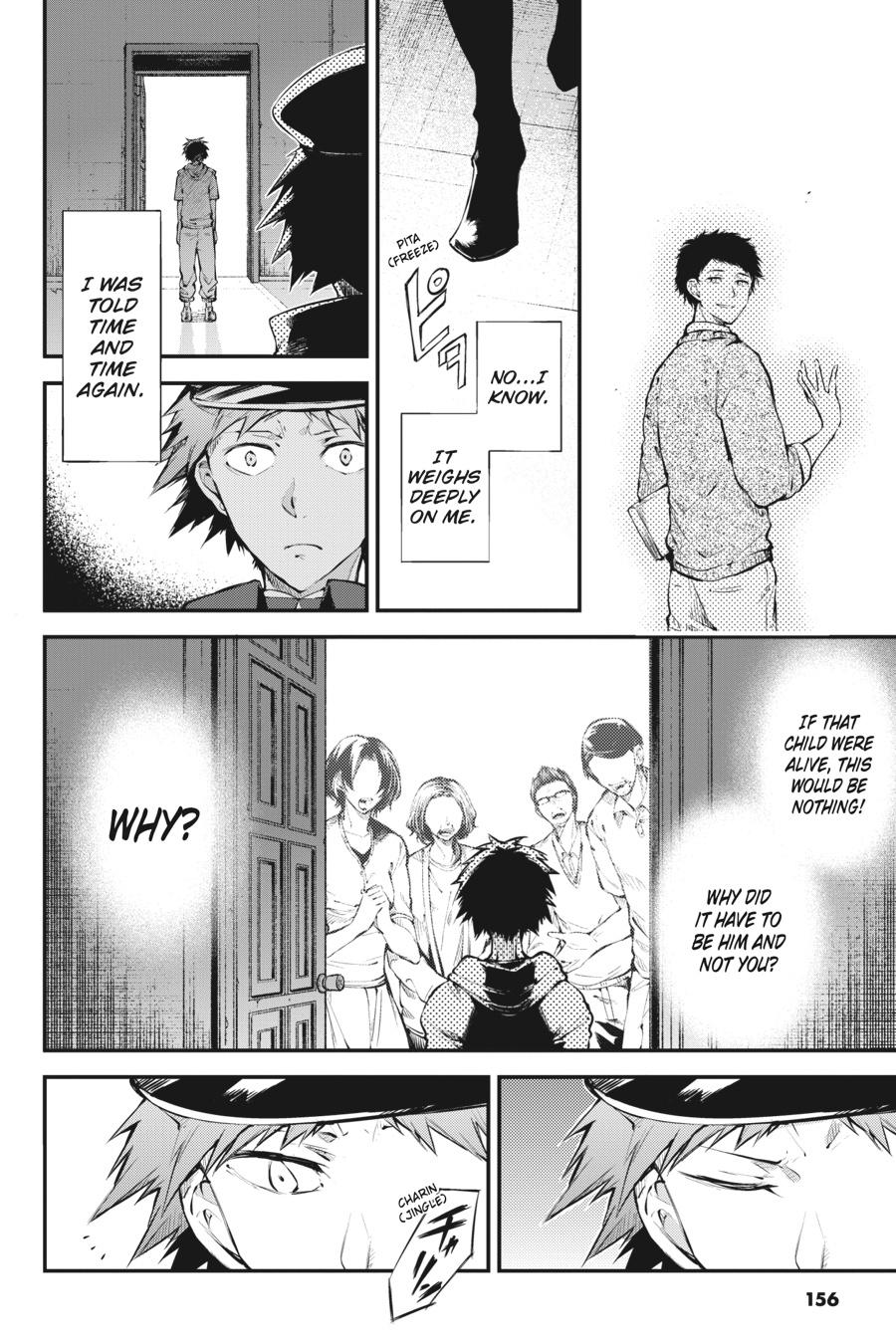 Bungou Stray Dogs Chapter 73 Page 12