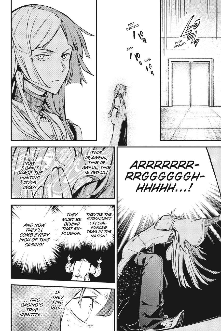 Bungou Stray Dogs Chapter 73 Page 2