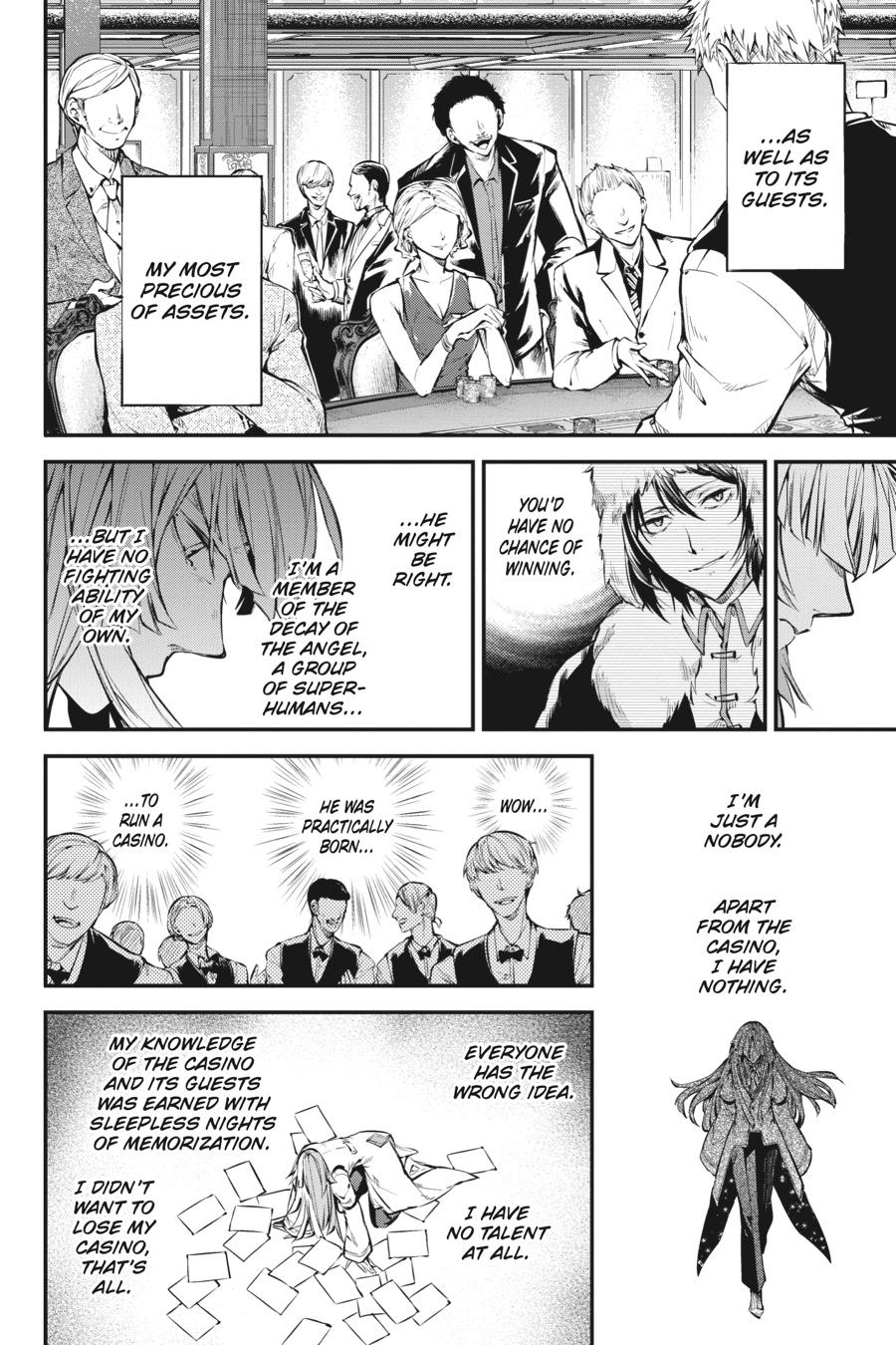 Bungou Stray Dogs Chapter 73 Page 26