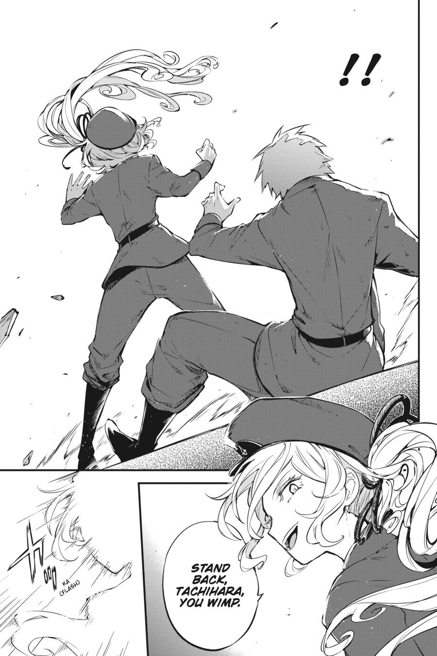 Bungou Stray Dogs Chapter 73 Page 30