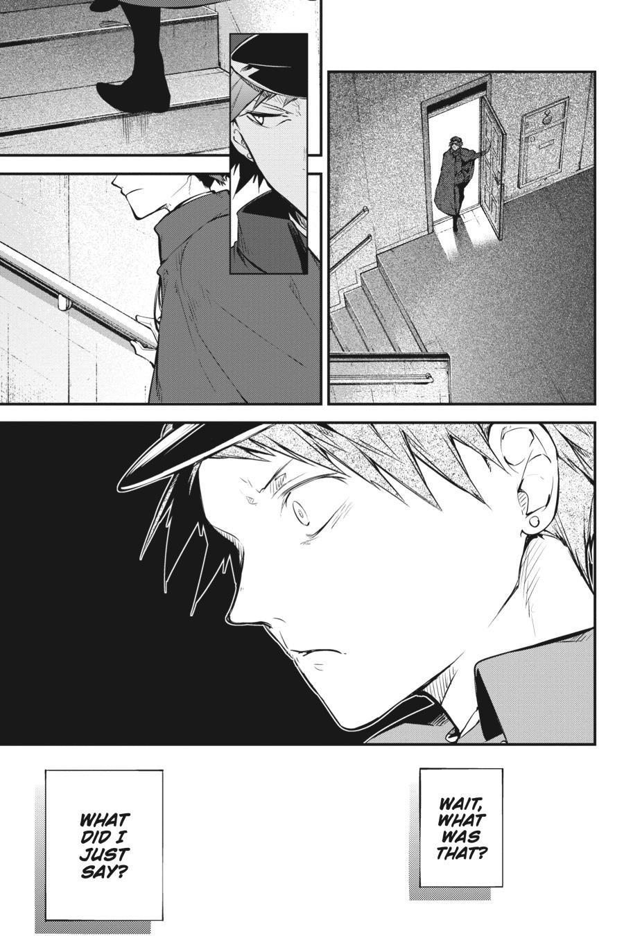 Bungou Stray Dogs Chapter 73 Page 9