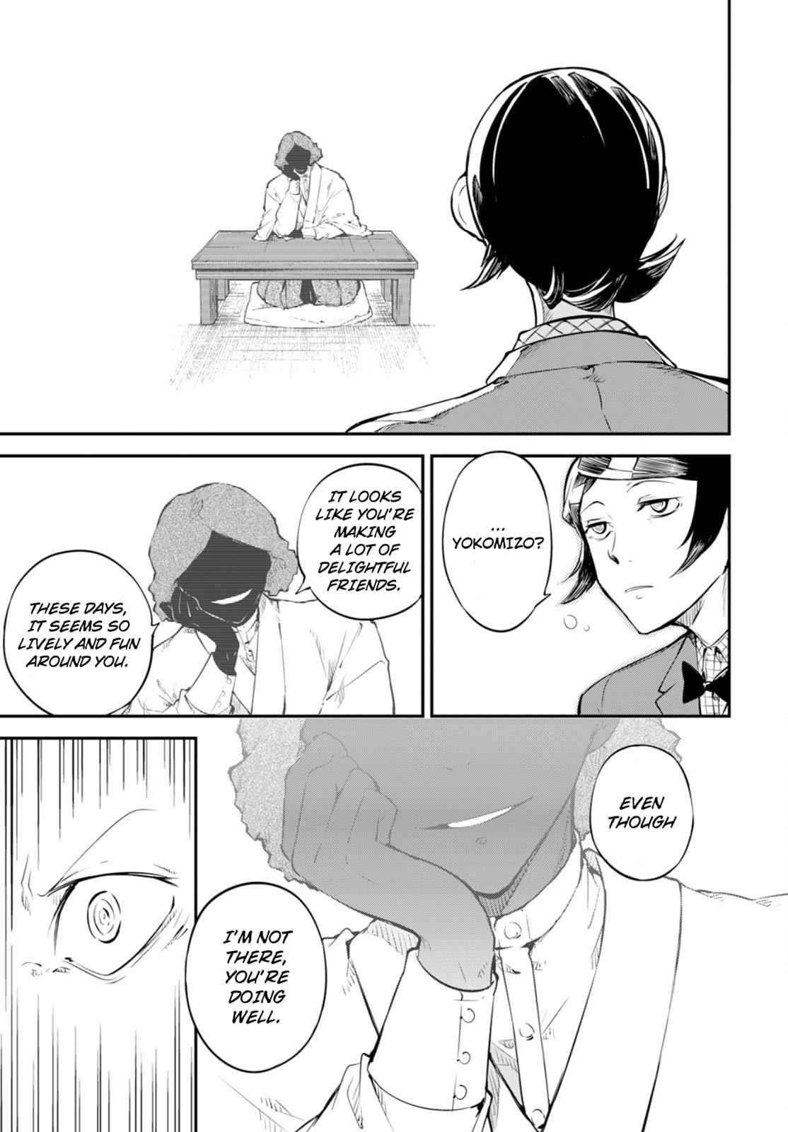 Bungou Stray Dogs Chapter 74 Page 6