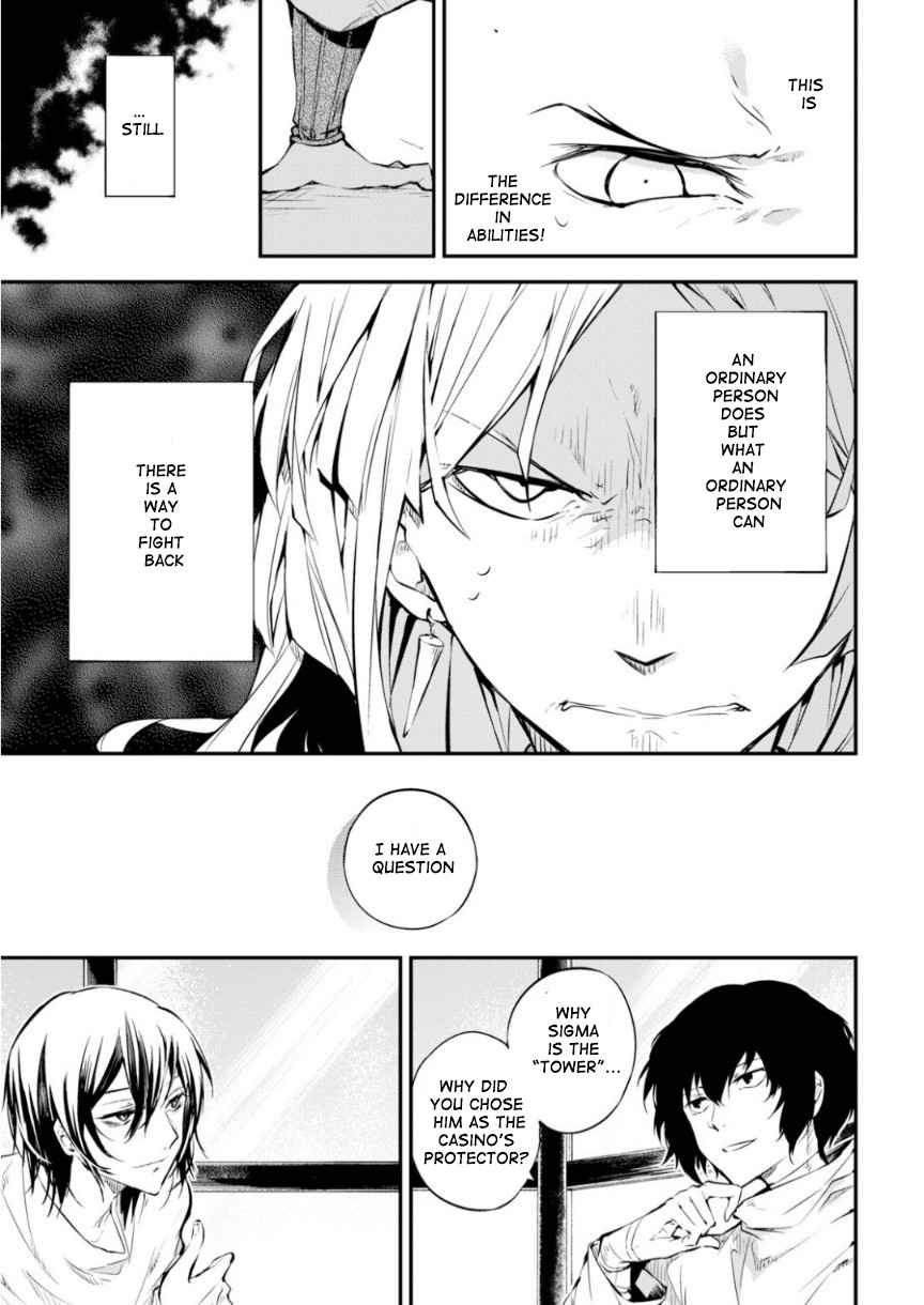 Bungou Stray Dogs Chapter 74.5 Page 10