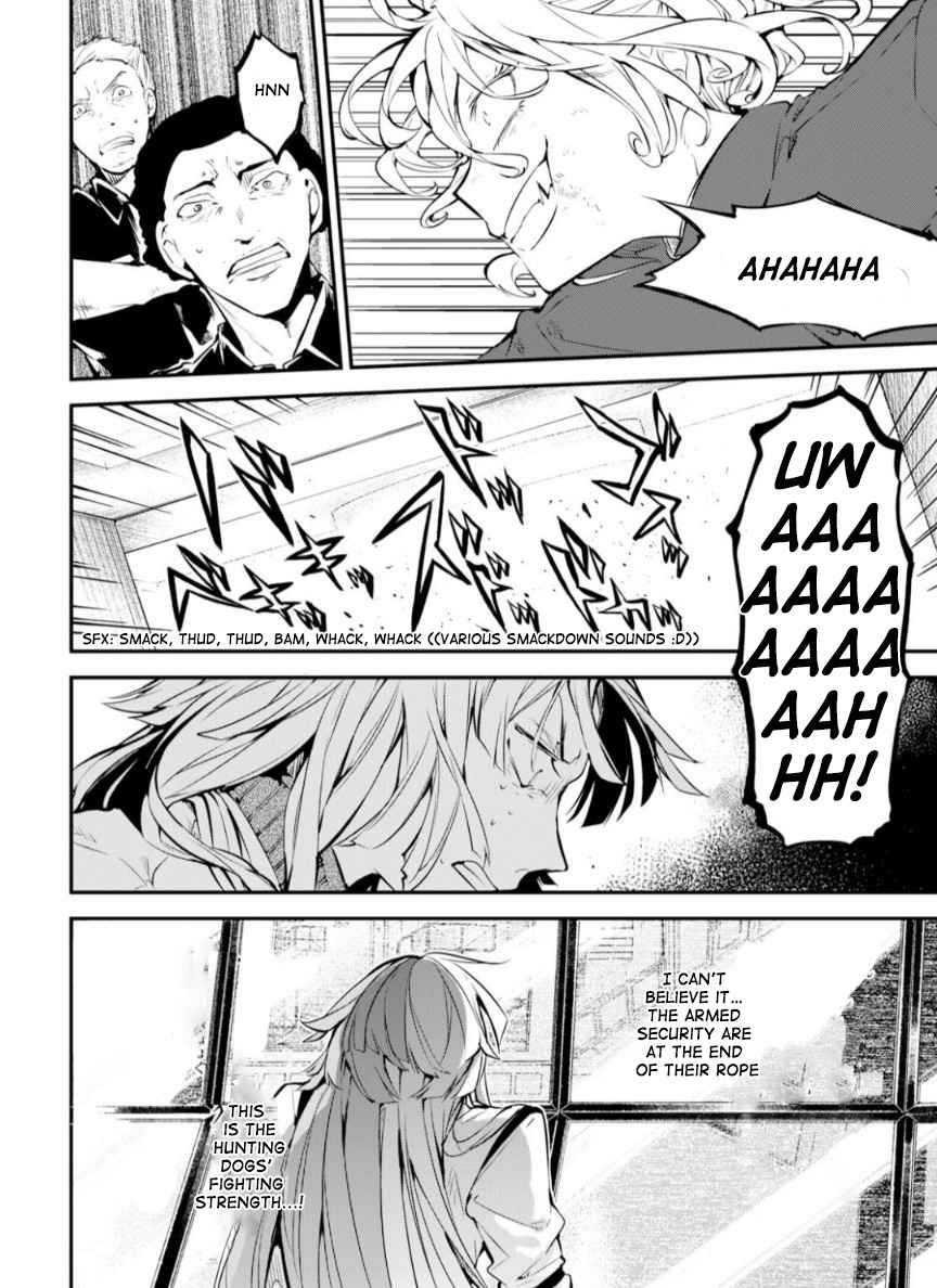 Bungou Stray Dogs Chapter 74.5 Page 9