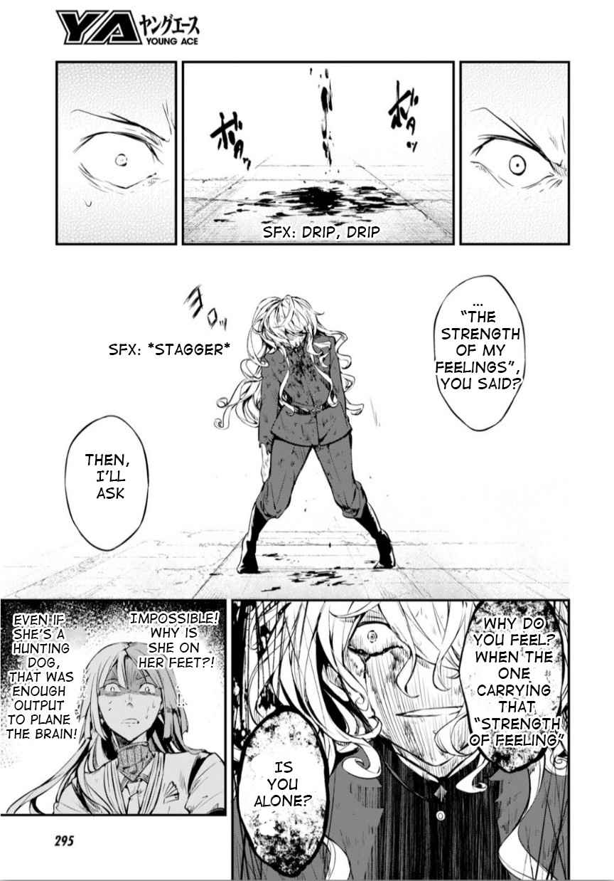 Bungou Stray Dogs Chapter 76 Page 6