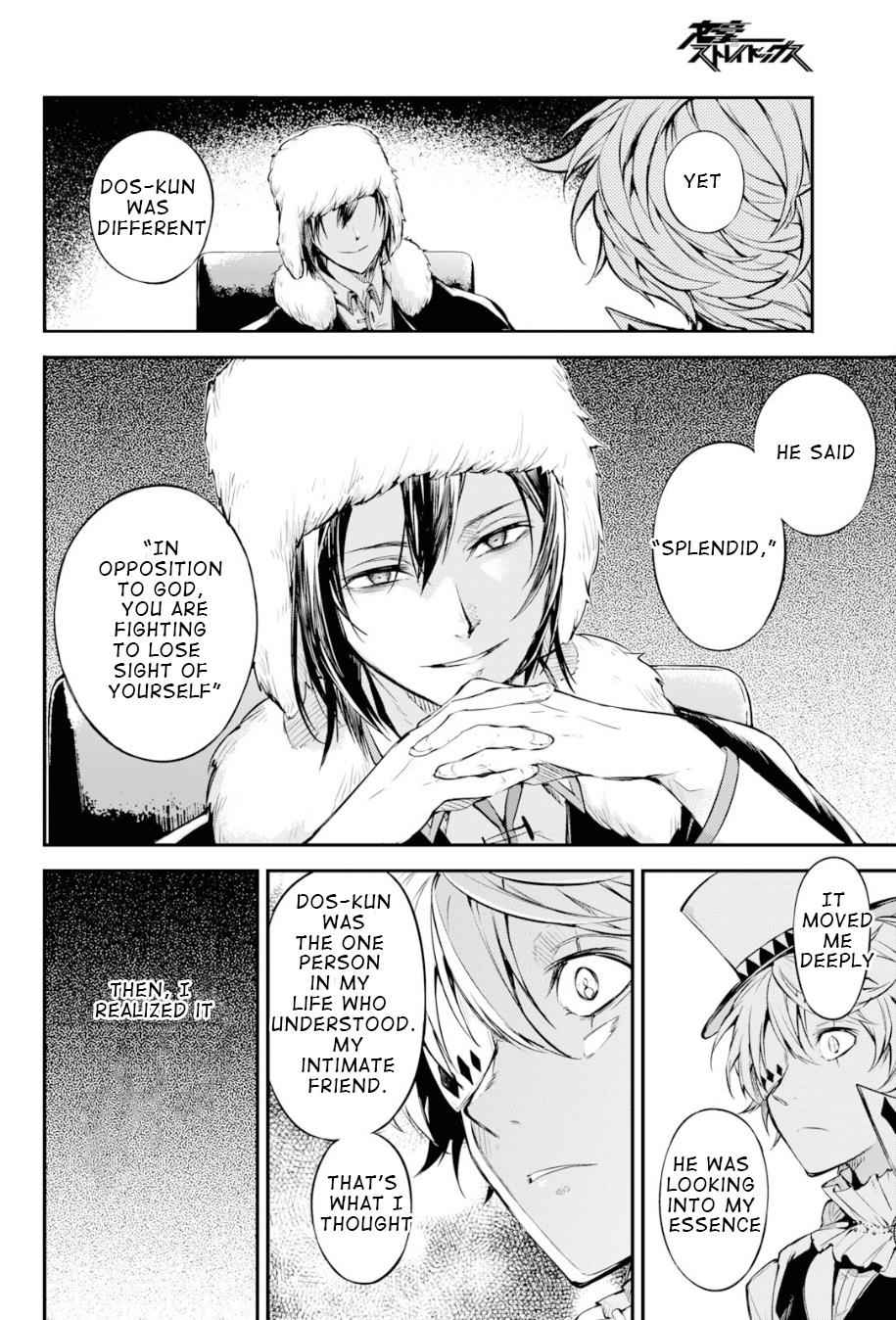 Bungou Stray Dogs Chapter 78 Page 30
