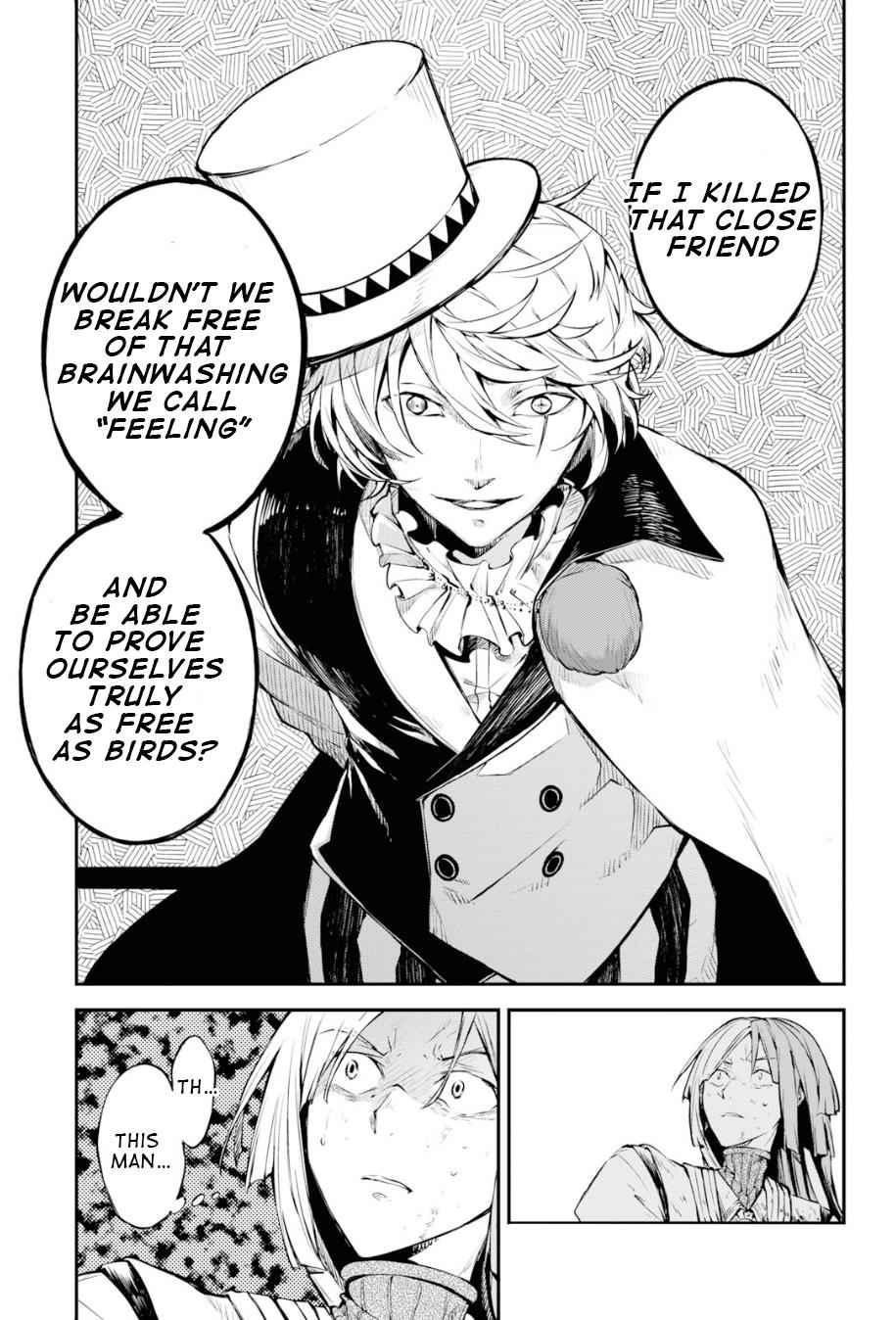 Bungou Stray Dogs Chapter 78 Page 31