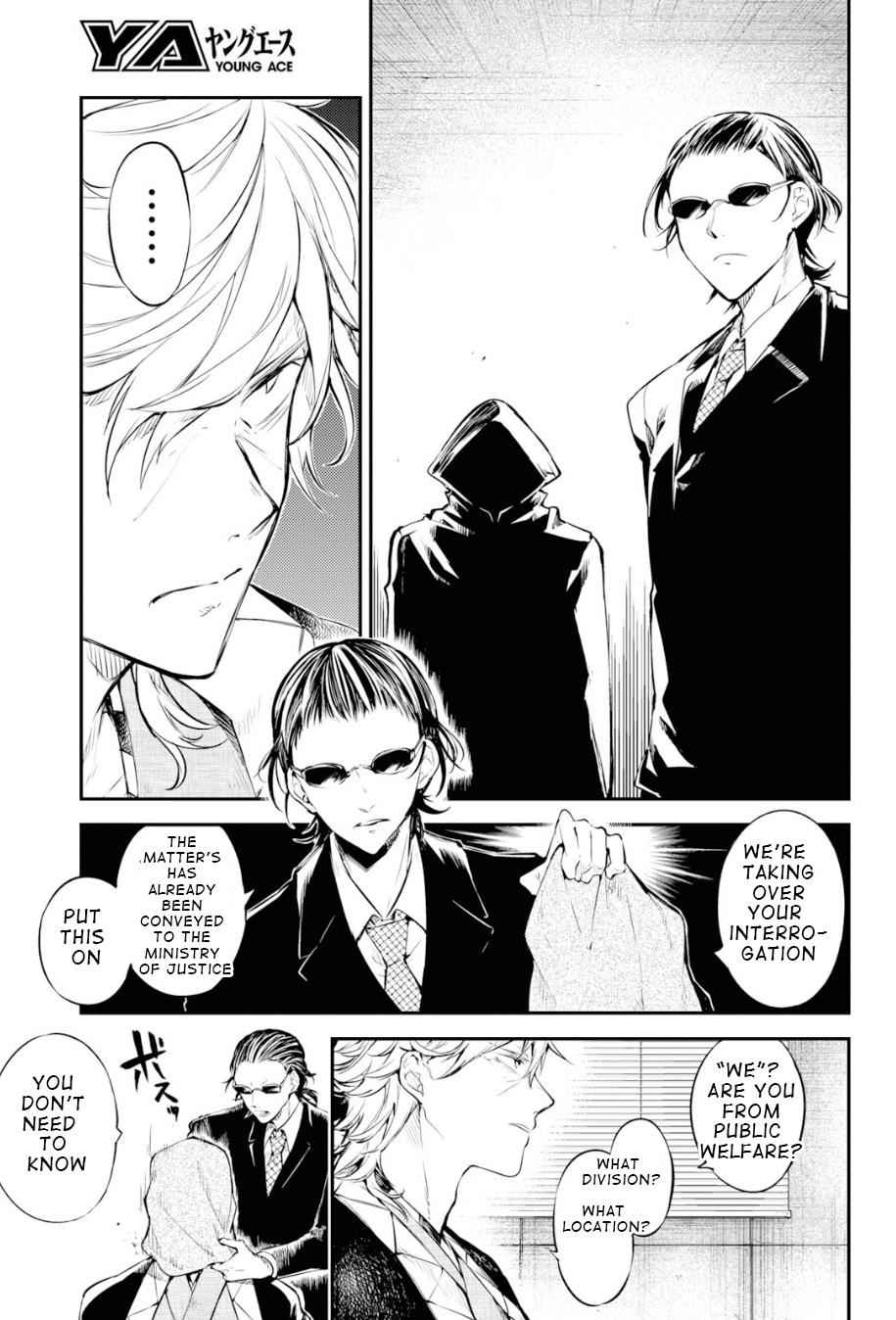 Bungou Stray Dogs Chapter 79 Page 26
