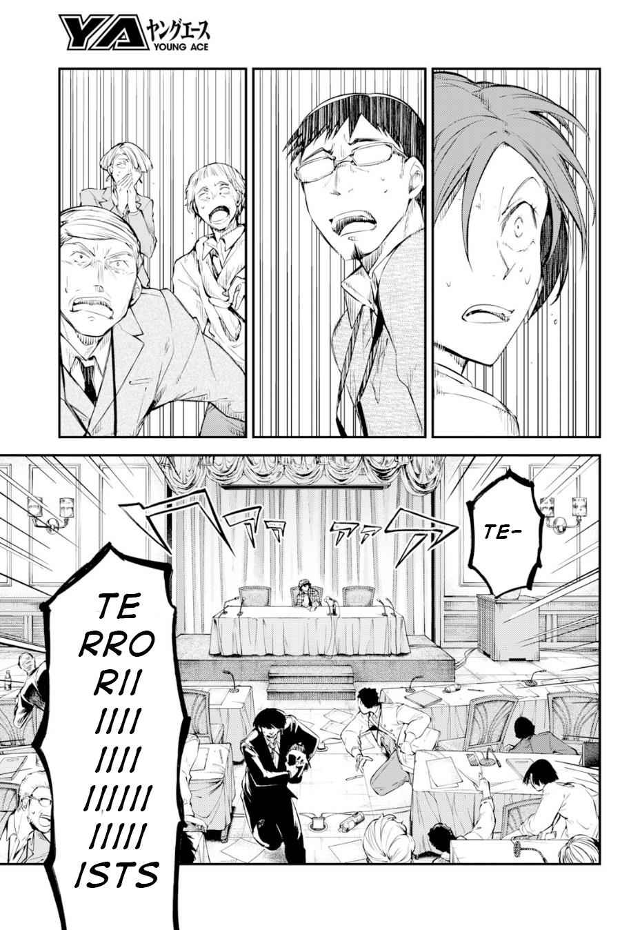 Bungou Stray Dogs Chapter 80 Page 21