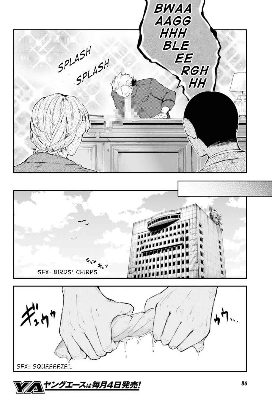 Bungou Stray Dogs Chapter 81 Page 24