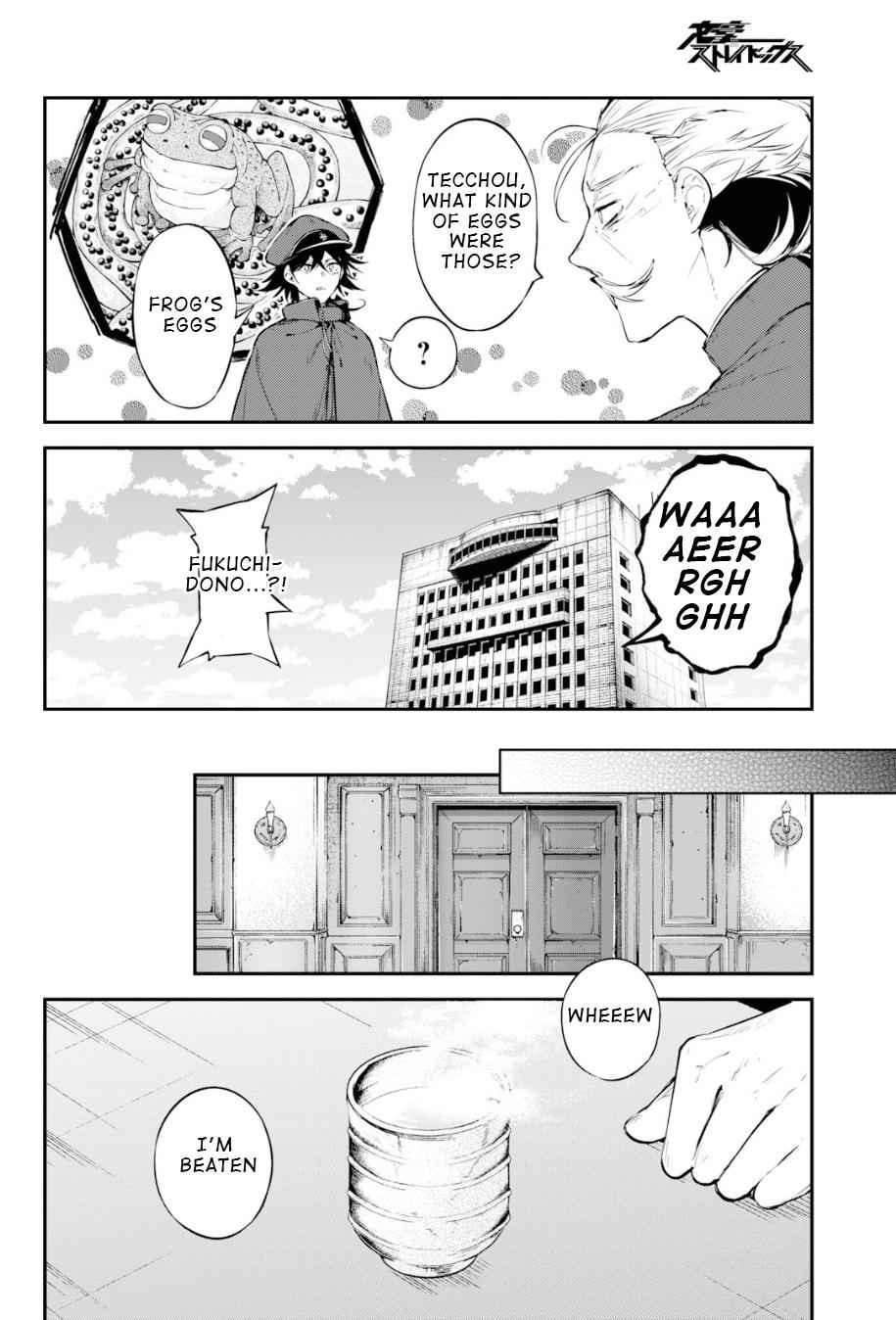 Bungou Stray Dogs Chapter 81 Page 26