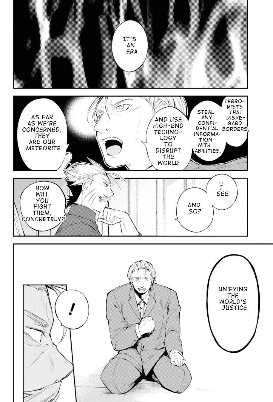 Bungou Stray Dogs Chapter 81 Page 30
