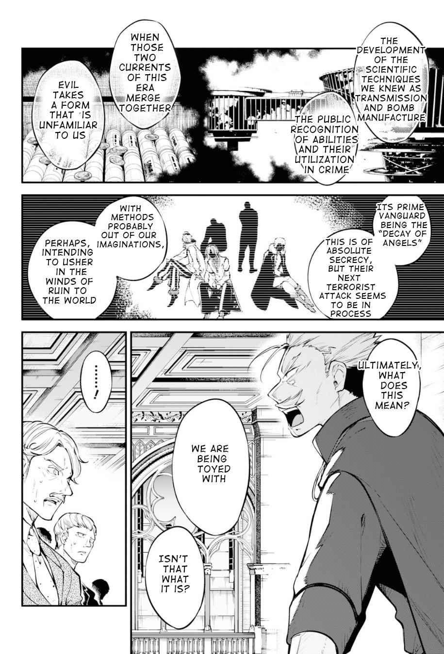 Bungou Stray Dogs Chapter 82 Page 13
