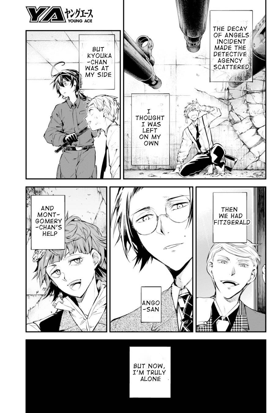 Bungou Stray Dogs Chapter 83.5 Page 22