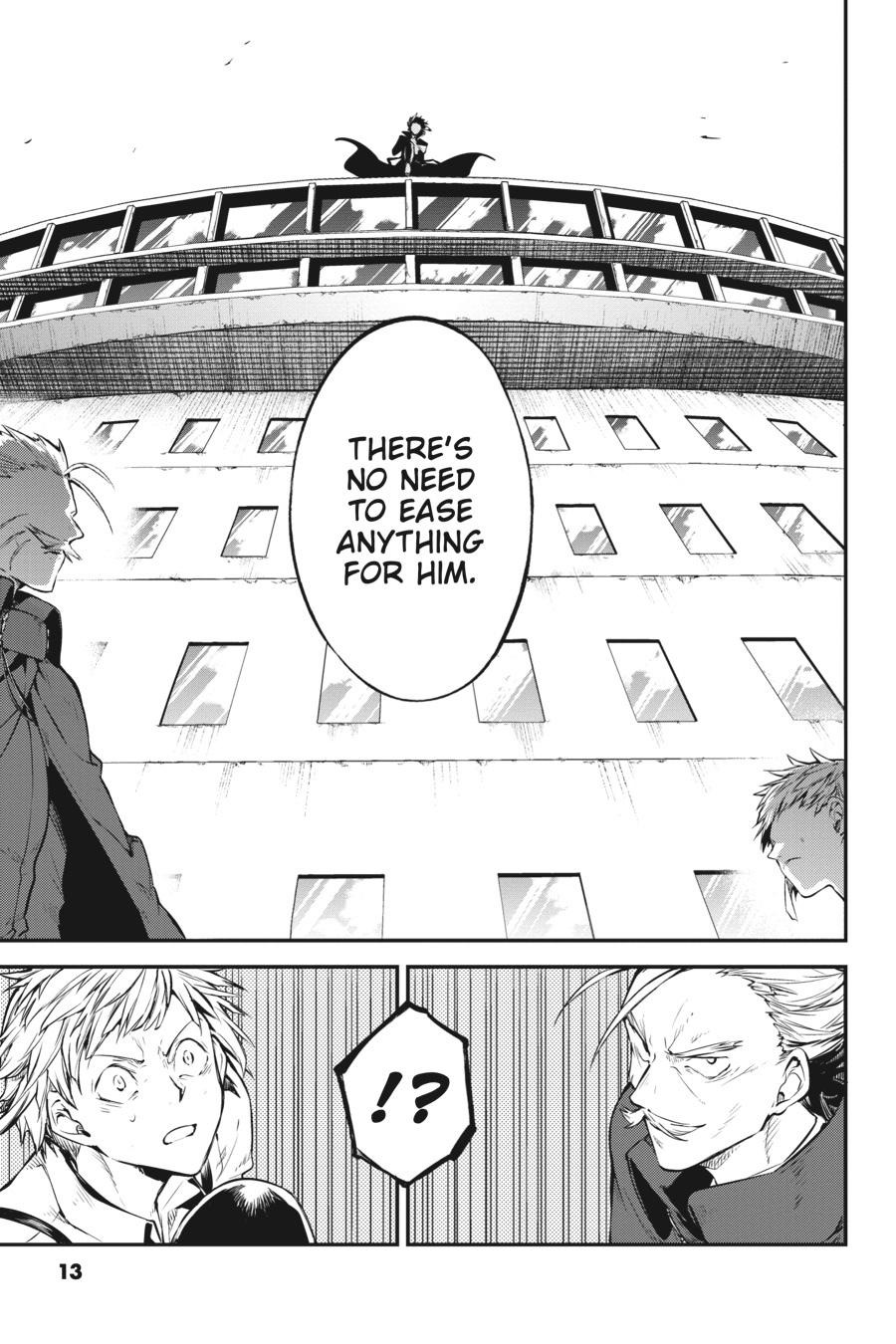 Bungou Stray Dogs Chapter 84 Page 12