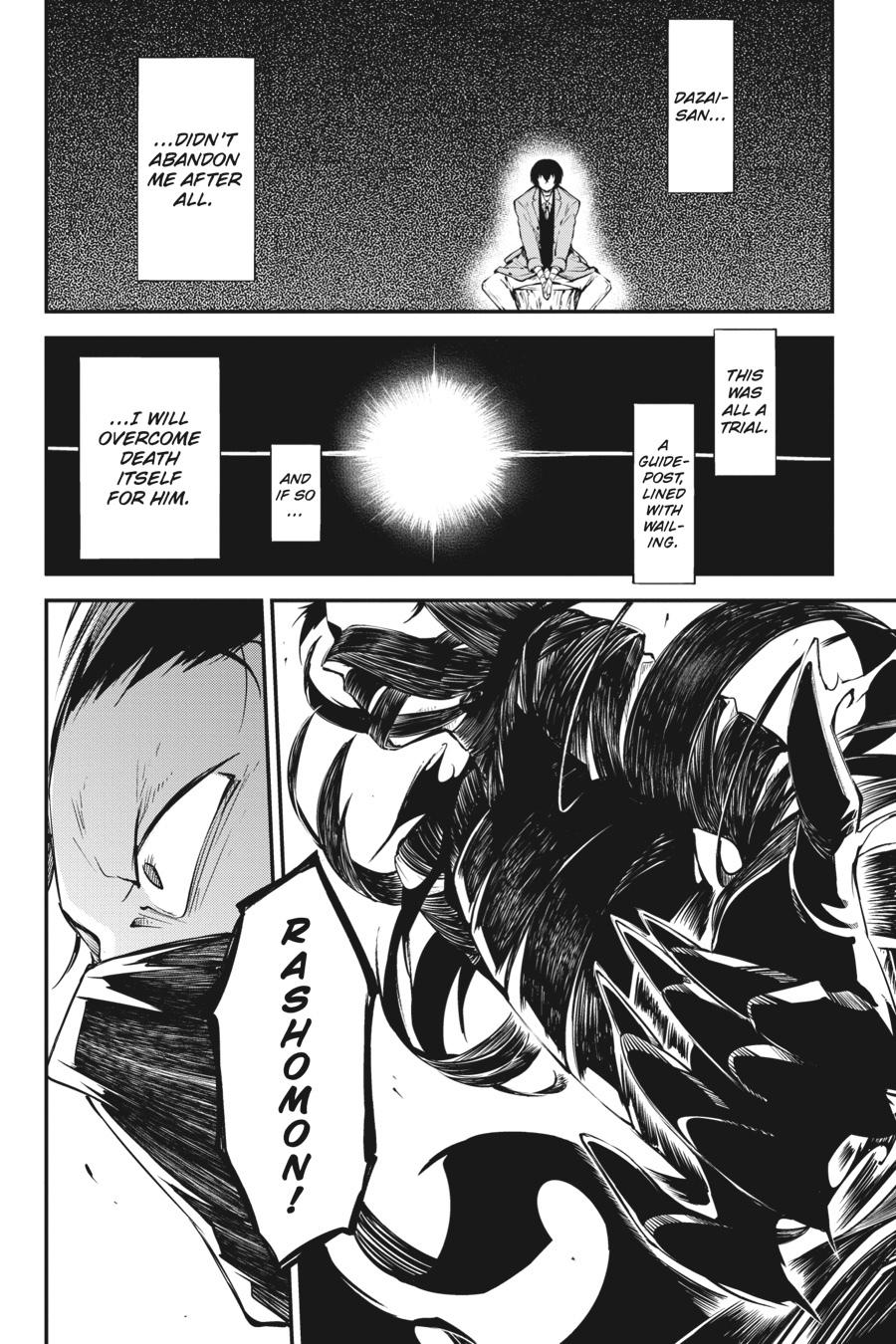 Bungou Stray Dogs Chapter 84 Page 28