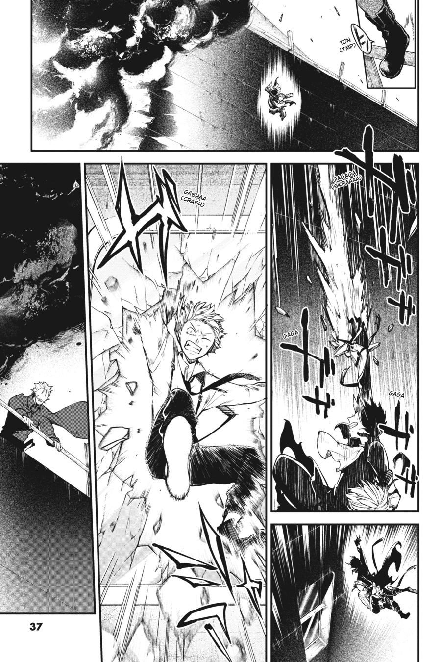 Bungou Stray Dogs Chapter 84 Page 35
