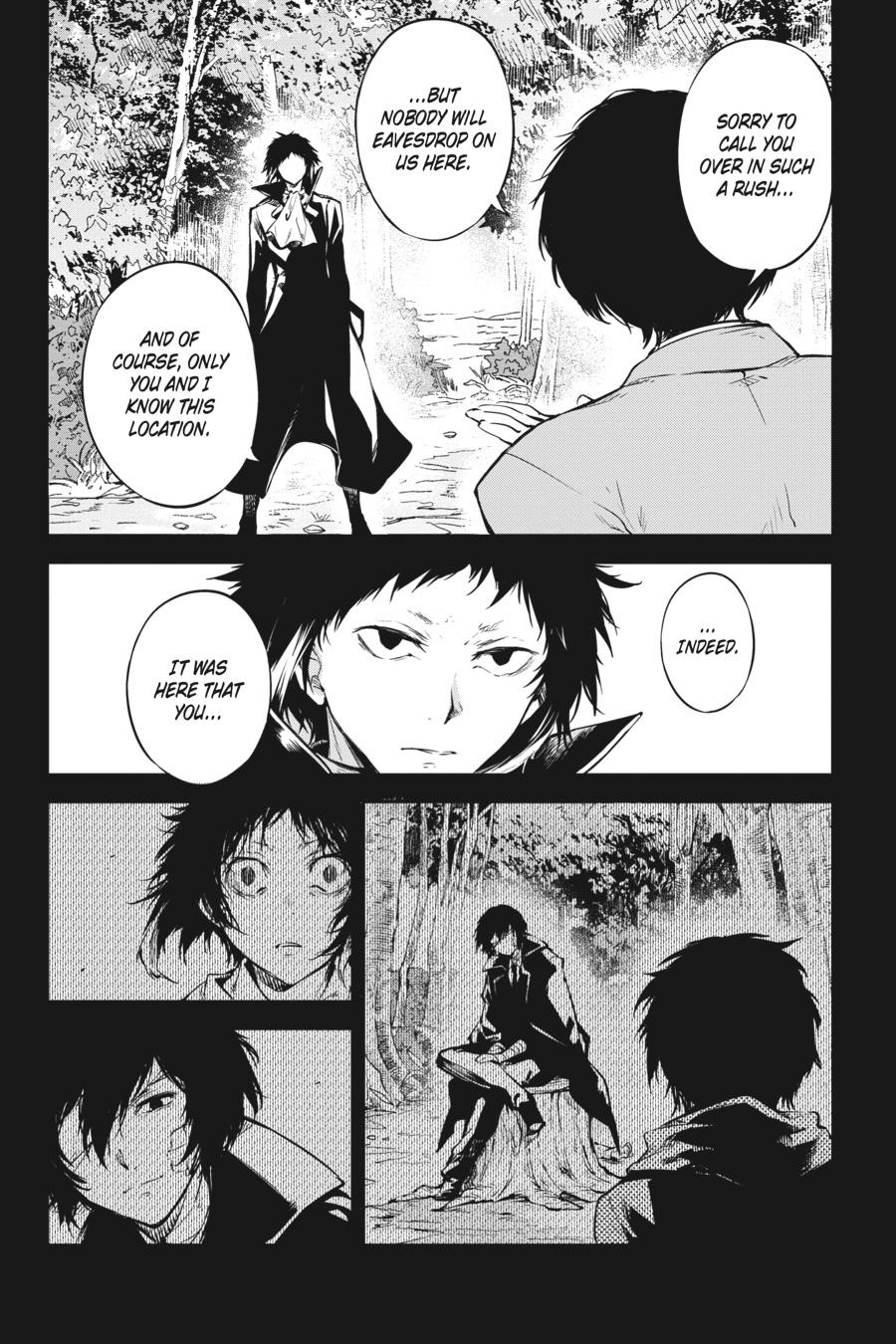 Bungou Stray Dogs Chapter 84 Page 7