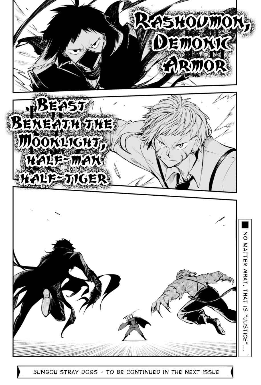 Bungou Stray Dogs Chapter 85 Page 28