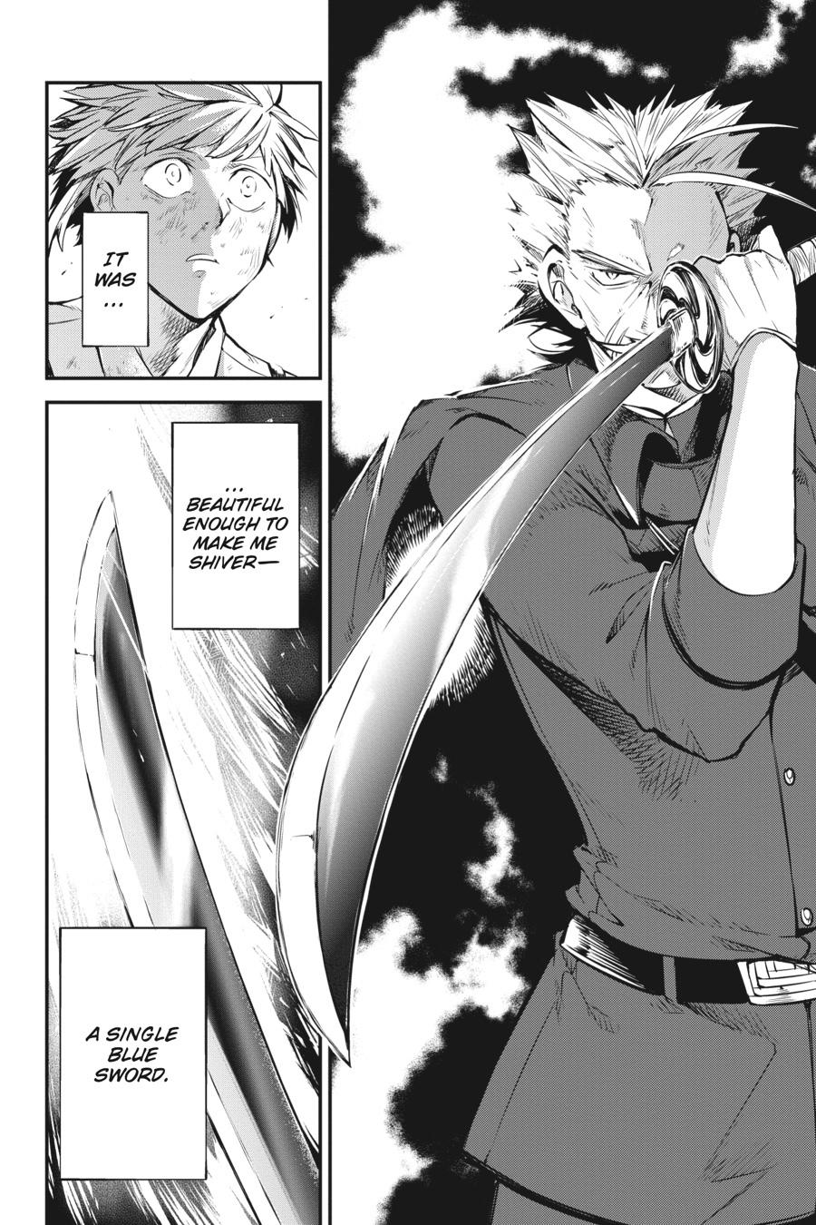 Bungou Stray Dogs Chapter 86 Page 12