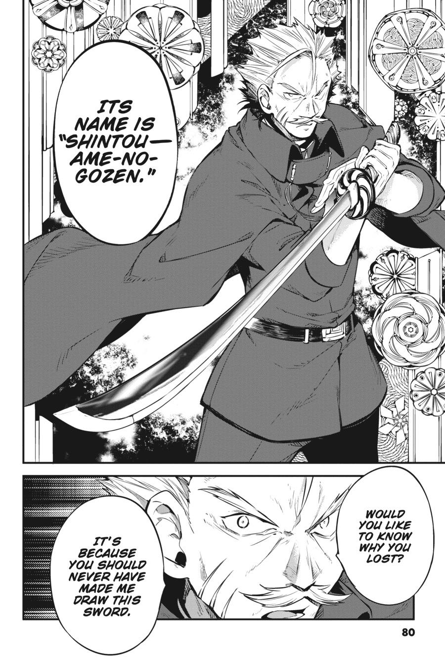 Bungou Stray Dogs Chapter 86 Page 14