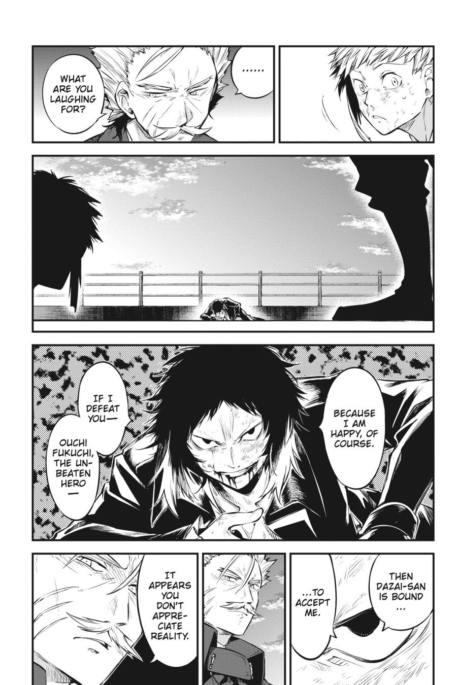 Bungou Stray Dogs Chapter 86 Page 23