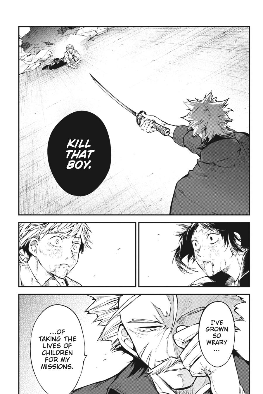 Bungou Stray Dogs Chapter 86 Page 29
