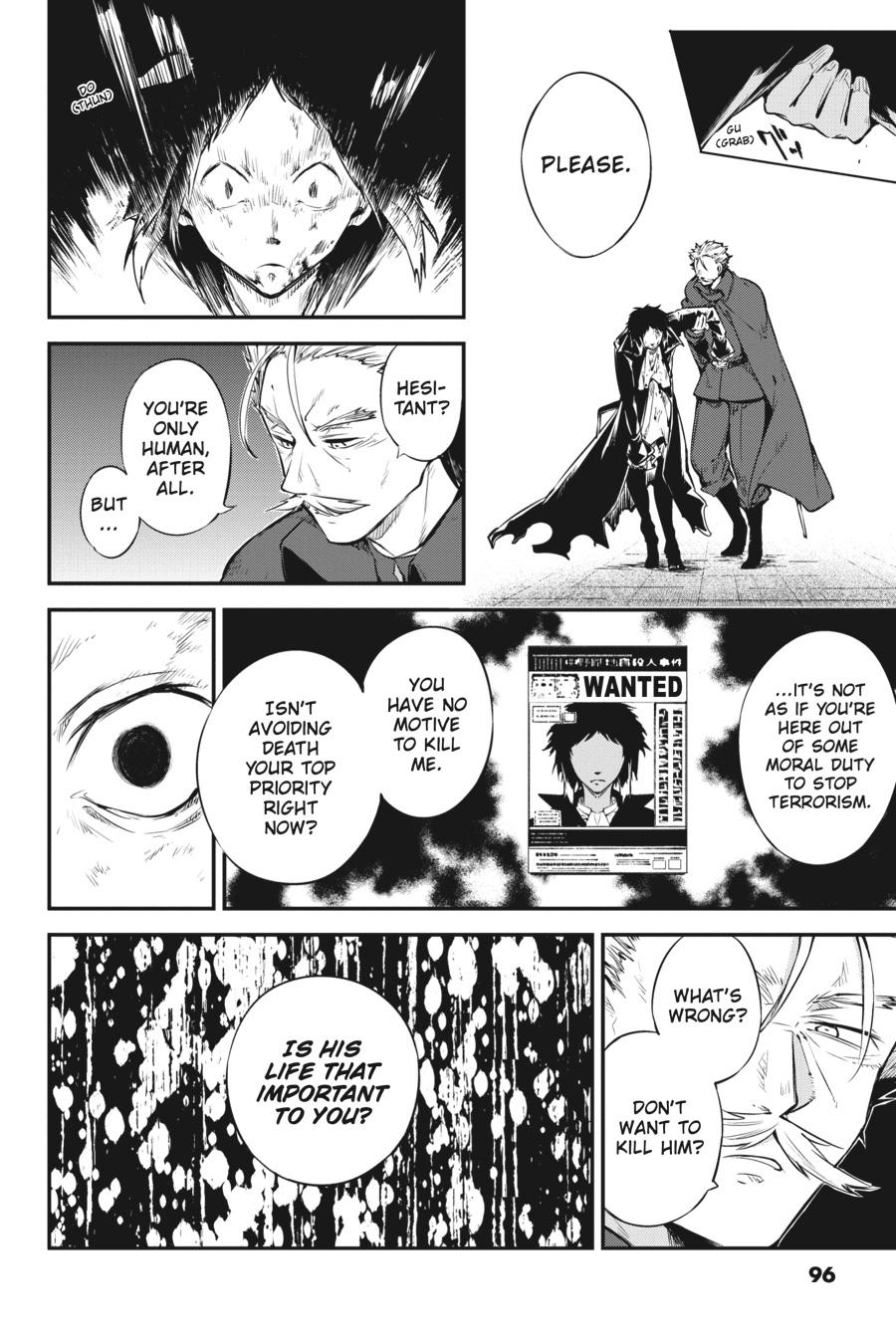 Bungou Stray Dogs Chapter 86 Page 30
