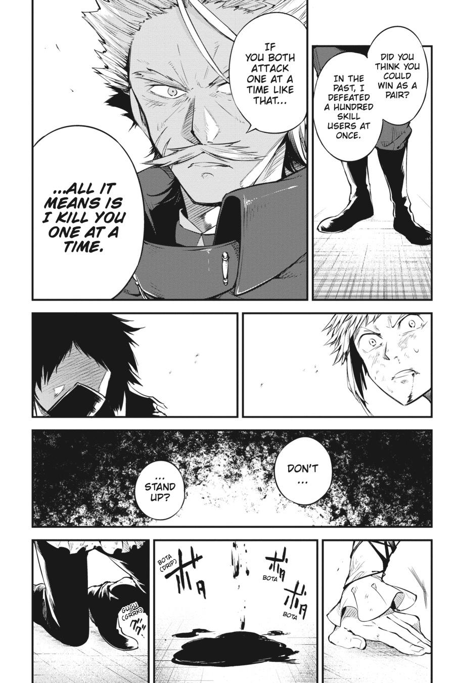 Bungou Stray Dogs Chapter 86 Page 7