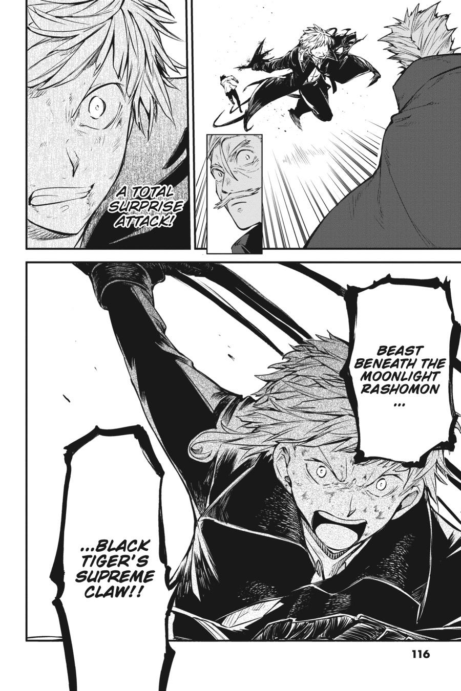 Bungou Stray Dogs Chapter 87 Page 16