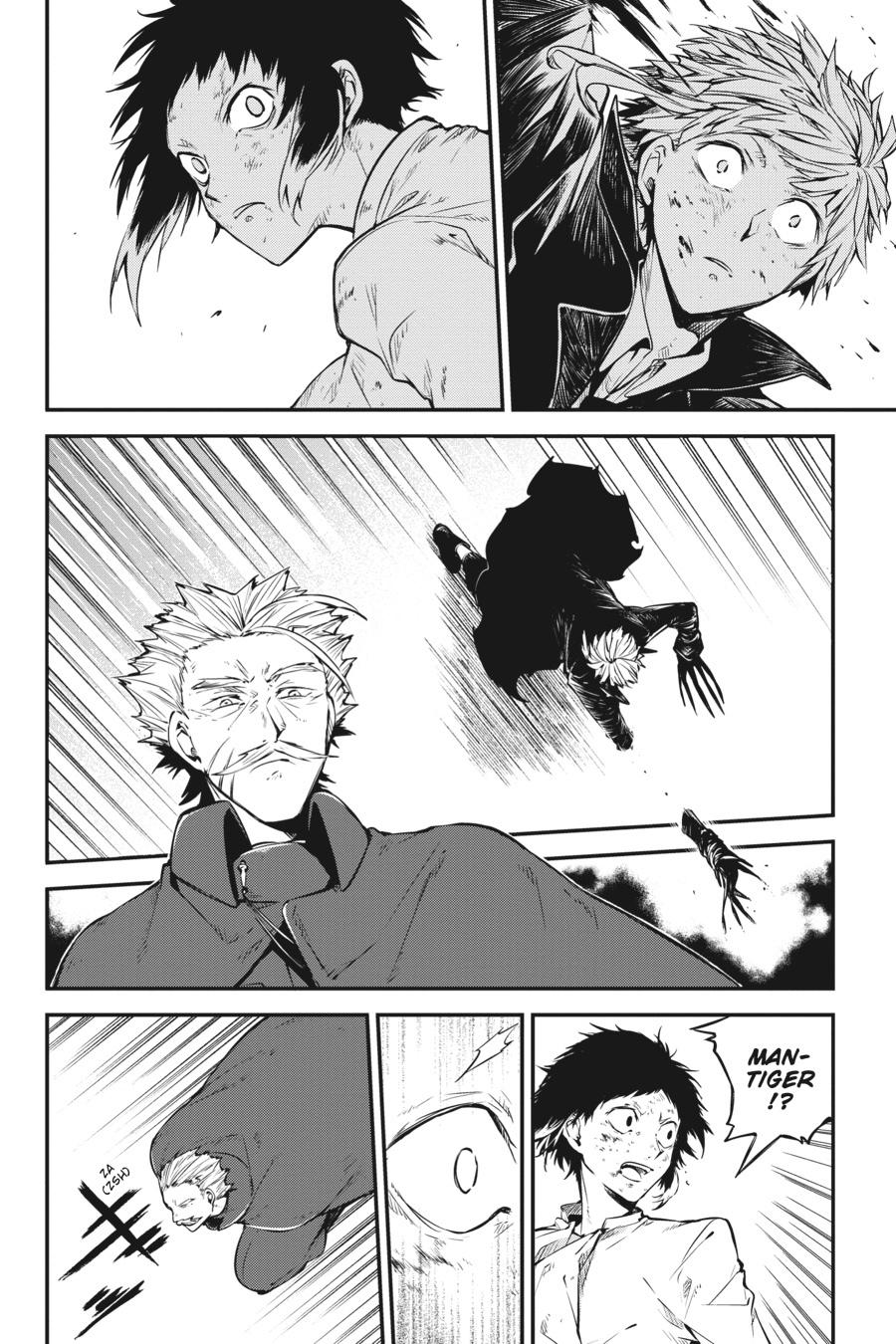 Bungou Stray Dogs Chapter 87 Page 18