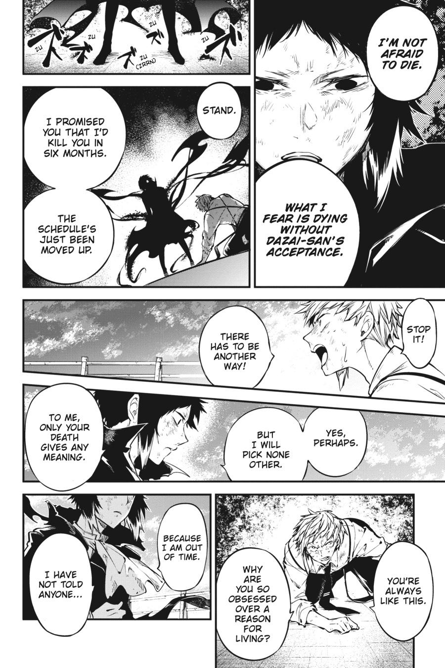 Bungou Stray Dogs Chapter 87 Page 2