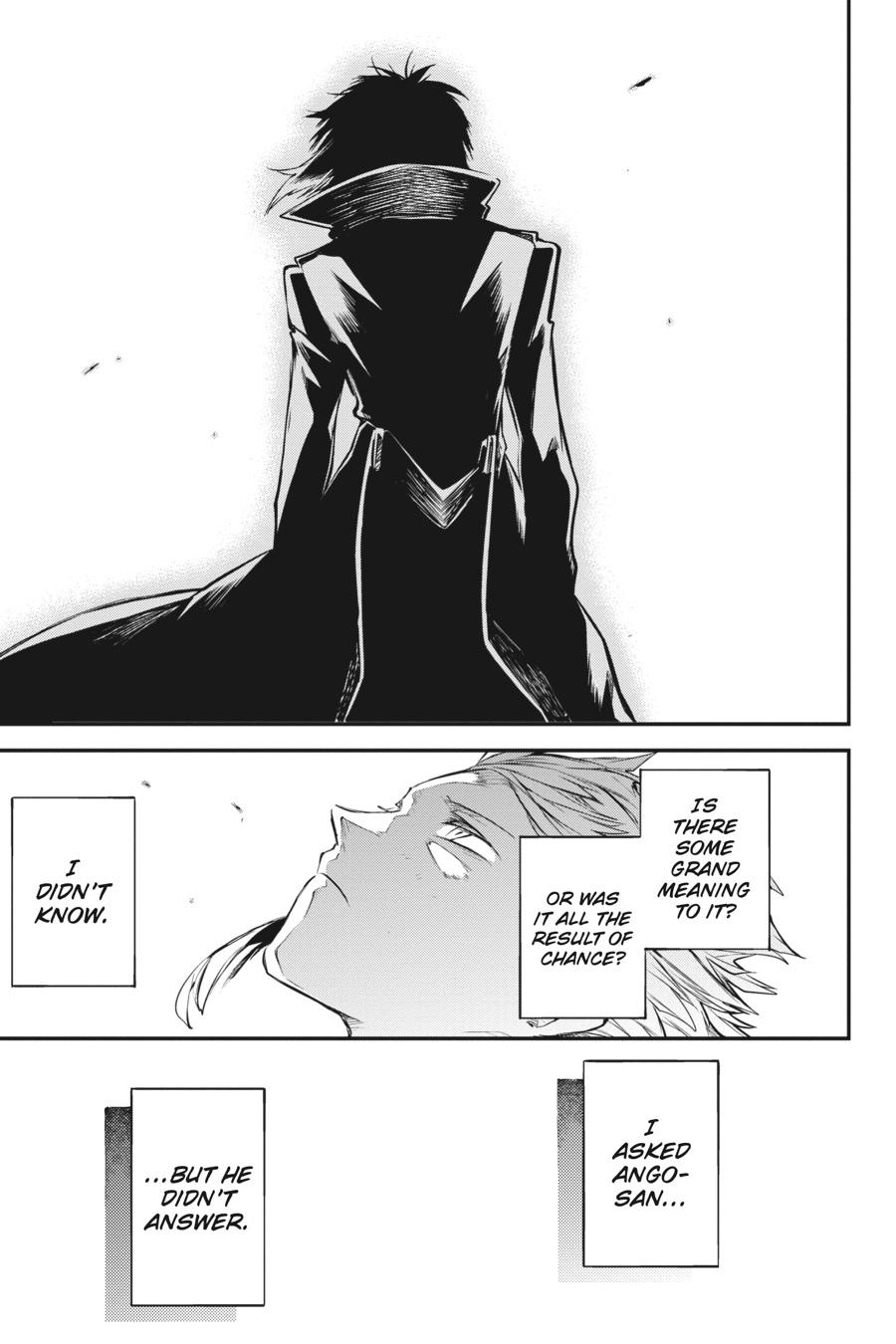 Bungou Stray Dogs Chapter 88 Page 11