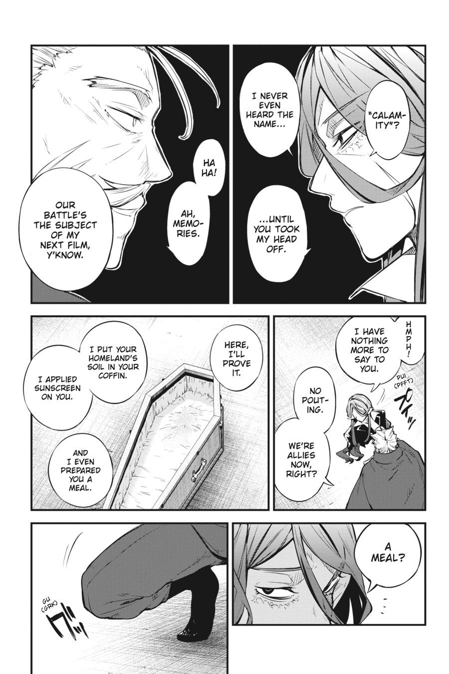 Bungou Stray Dogs Chapter 88 Page 17