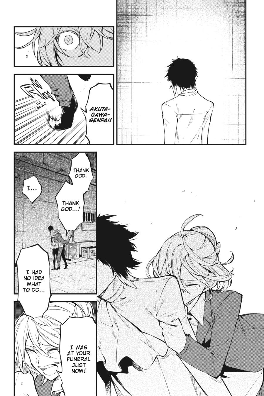 Bungou Stray Dogs Chapter 88 Page 22