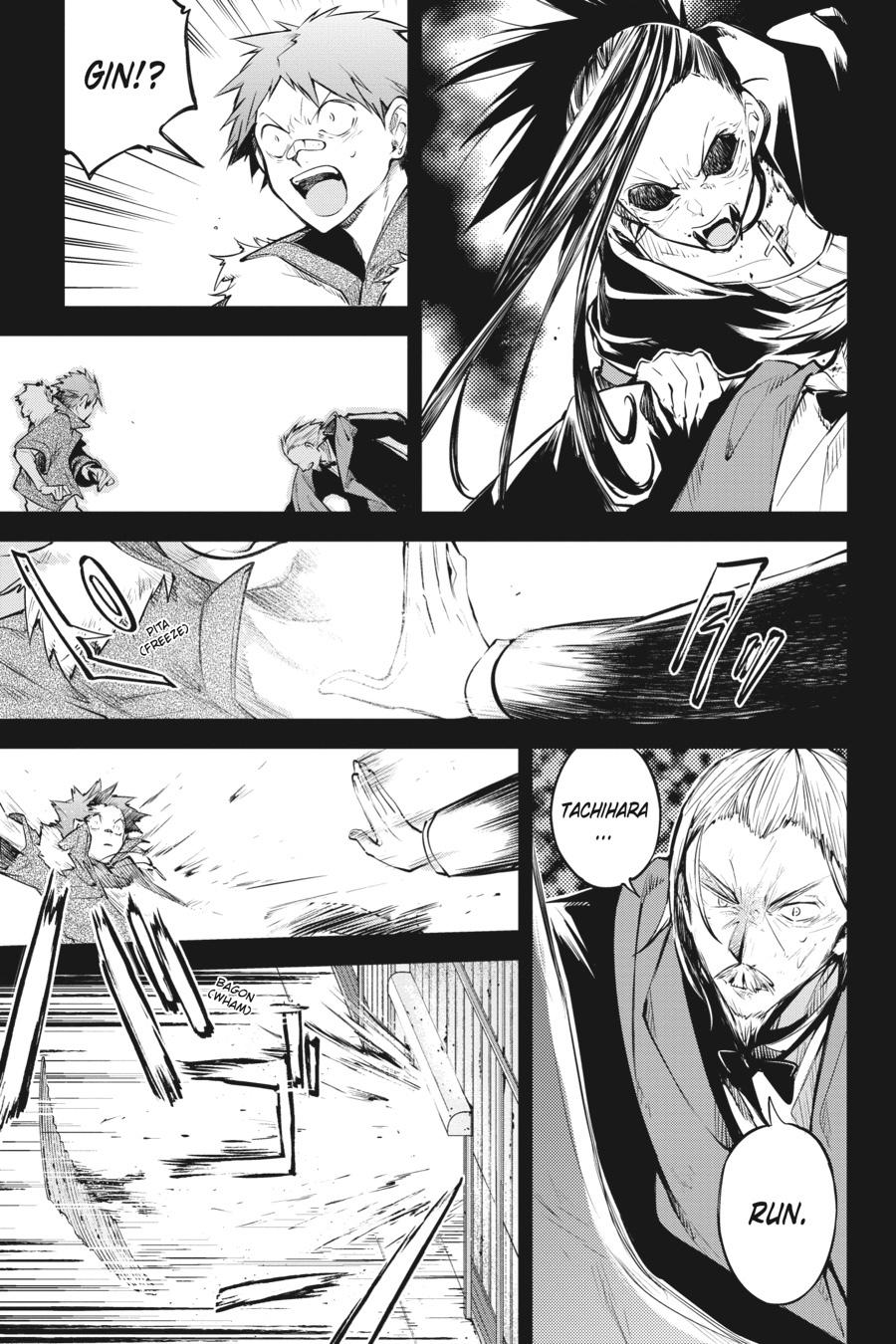 Bungou Stray Dogs Chapter 88 Page 29