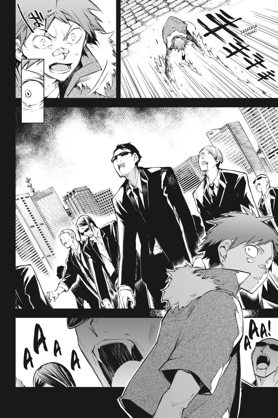 Bungou Stray Dogs Chapter 88 Page 30