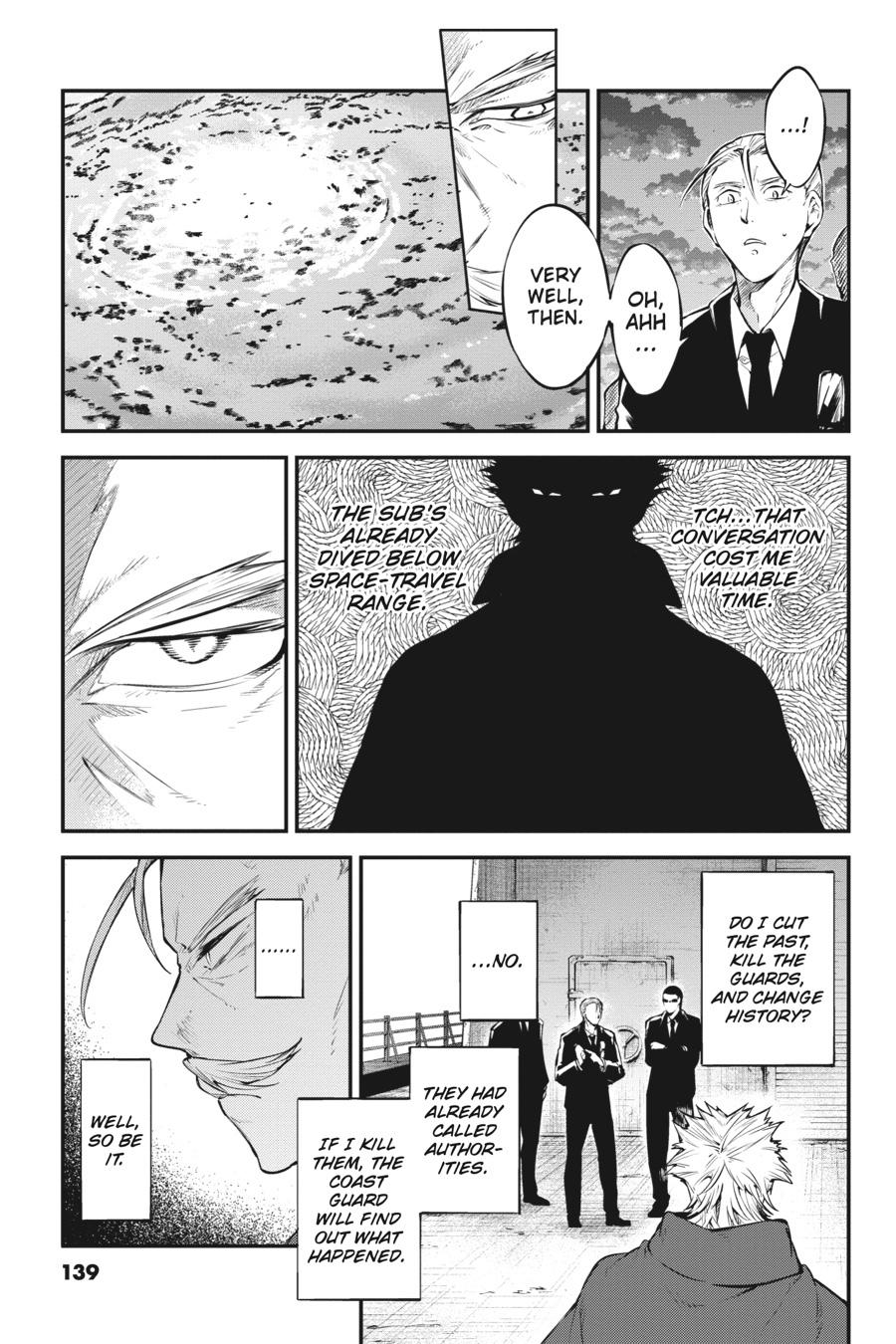 Bungou Stray Dogs Chapter 88 Page 7
